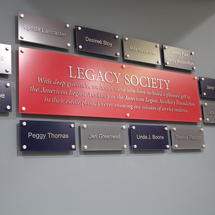Our Legacy Society: the people behind the name