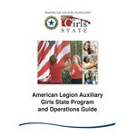 Revised ALA Girls State Program and Operations Guide is available