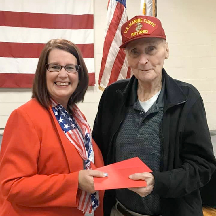 American Legion Family joins effort to grant 104-year-old USMC veteran's wish