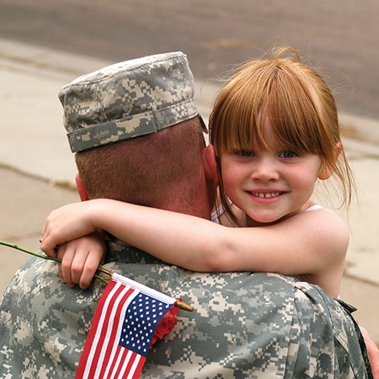 Getting to know our military children