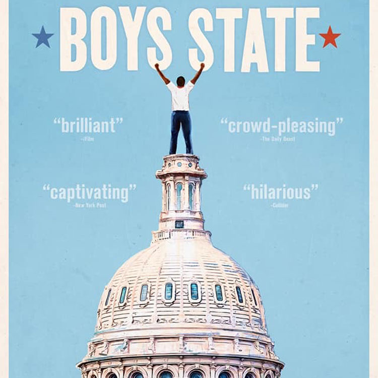 Vote now for 'Boys State'